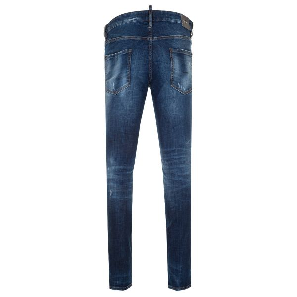 DSquared2 Minimal Distressed Cool Guy Jeans